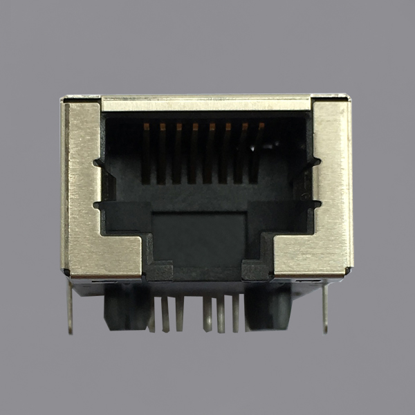 YKTD-8210NL 10G RJ45 Ethernet Connectors