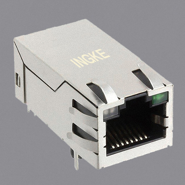 ARJ-128 10G Base-T 1 Port Tab Up RJ45 Integrated Connector Modules (ICMs)