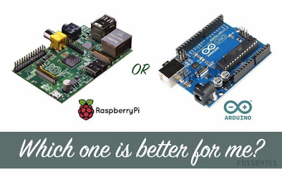 What is Difference Between Arduino and Raspberry Pi |Solution